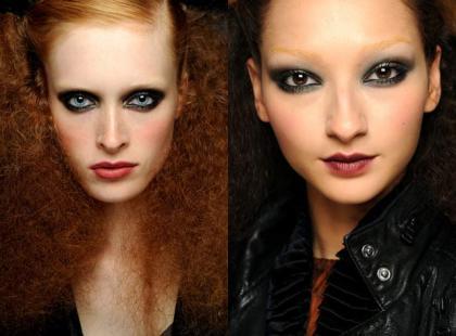 Trendy w makijażu na jesień i zimę 2010