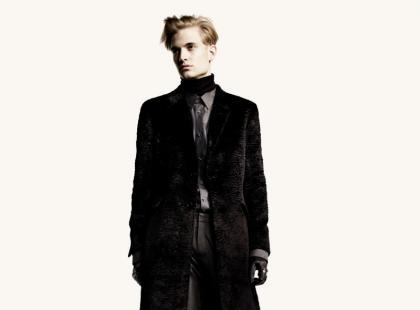 Trendy w męskiej kolekcji H&M - jesień 2009