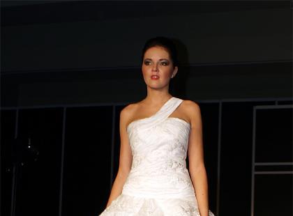 Trendy w modzie ślubnej na 2010 r.