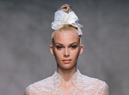 Trendy w modzie ślubnej - powrót starej koronki