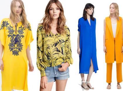 Trendy w modzie - wiosna/lato 2015