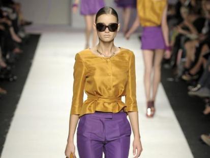 Trendy wiosna-lato 2009