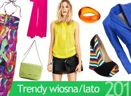 Trendy wiosna/lato 2012 - zapowiedzi z polskich sklepów!