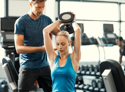Trener personalny: moda czy sensowny pomysł na ćwiczenia?