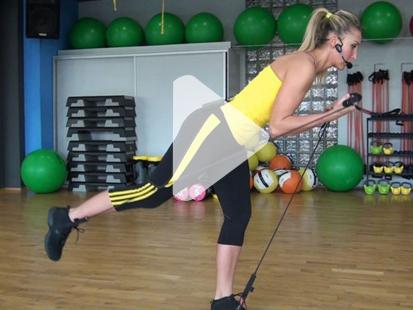 Trening gymstick na biceps [video]