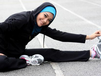 Trening na rozpoczęcie biegania!
