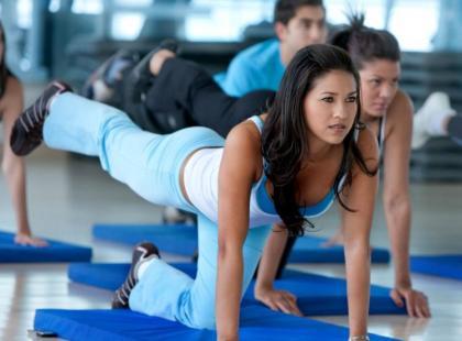 Trening przy diecie redukcyjnej
