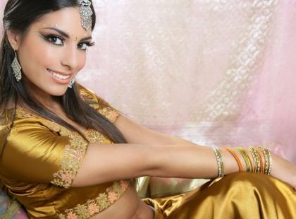 Trening w rytmie Bollywood