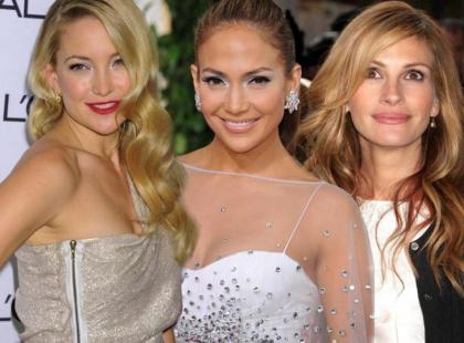 Treningi gwiazd - Julia Roberts, Kate Hudson, J.Lo i inne