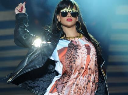 Trenuj jak Rihanna
