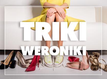Triki Weroniki: Co zrobić, żeby buty nie farbowały?