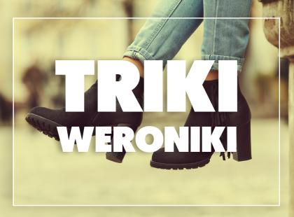 Triki Weroniki: Jak wyczyścić zamszowe buty?