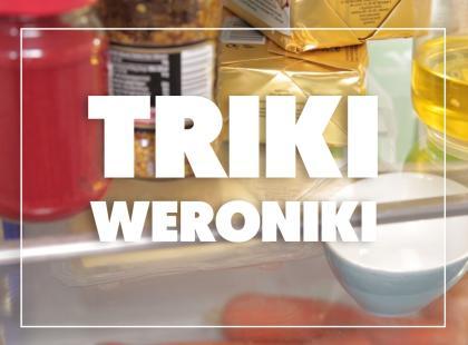 Triki Weroniki: Jak zneutralizować zapachy w lodówce?