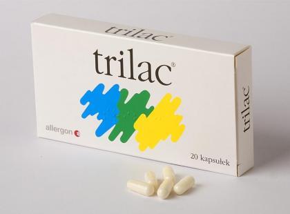 Trilac - osłona przy antybiotykoterapii
