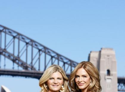 Trinny i Susannah ubierają Australię