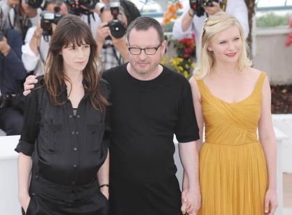 """Triumf """"Melancholii"""" w Cannes"""