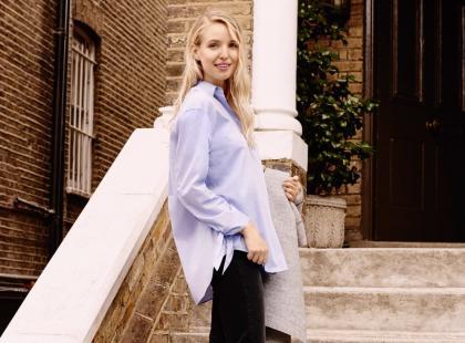 Triumph podejmuje współpracę z międzynarodową blogerką Leonie Hanne