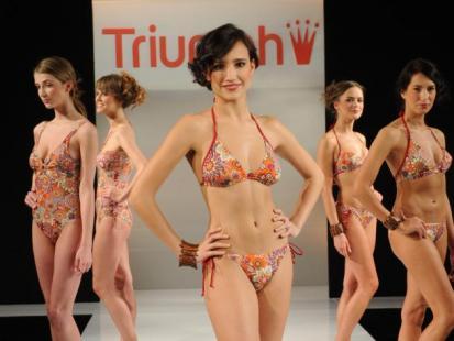 Triumph - pokaz kolekcji wiosna/lato 2011
