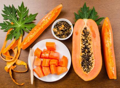 Tropikalny owoc, idealny na lato - sprawdź nasze przepisy na dania z papają