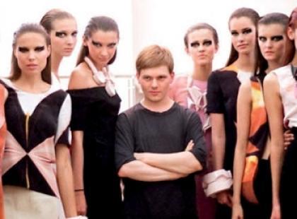 Trudne nazwisko w świecie mody - Stróżyna