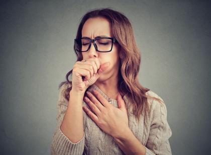 Trudno ci złapać oddech i męczy cię suchy kaszel? To może być astma!