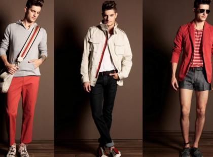 Trussardi 1911- najnowsza kolekcja dla mężczyzn na 2011 rok