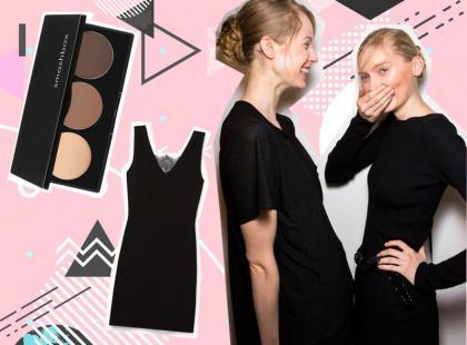 Trzy sposoby na makijaż do małej czarnej