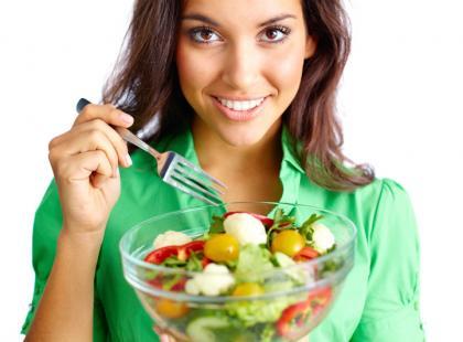 Trzy zdrowe, chrupiace dania na kolację