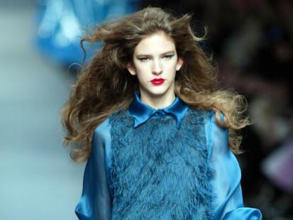 Turkusowe trendy w jesiennej garderobie