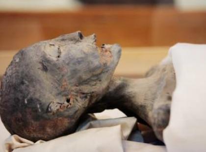 """""""Tutanchamon - prawda skrywana w grobowcu"""" na Discovery World!"""