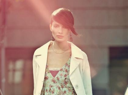 Tuwe - niezwykle kobieca kolekcja na wiosnę/lato 2011