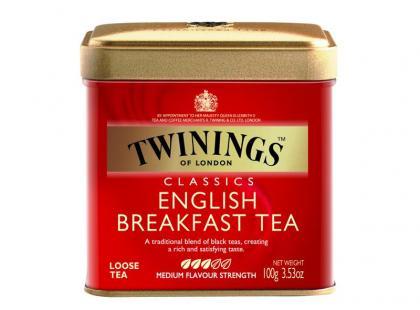 Twinings – świąteczny smak herbaty