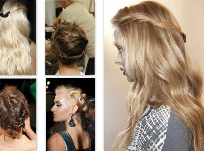 Twisty - trendy fryzjerskie jesień/zima 2012