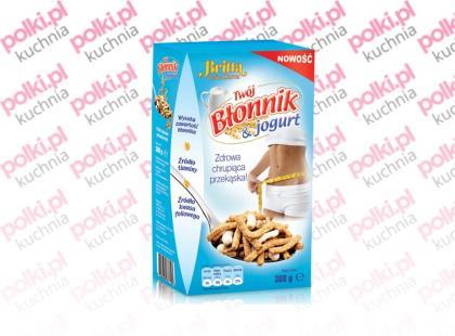 Twój Błonnik & jogurt marki Britta nie tylko na śniadanie!