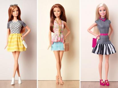Twoja córka uwielbia Barbie? Teraz wyglądają inaczej. Zobacz!