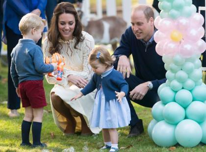 Twoje dzieci mają szansę bawić się tymi samymi zabawkami co George i Charlotte!