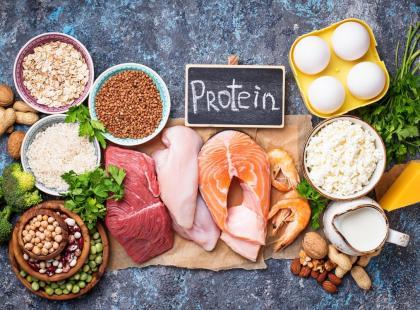 Twoje dziennie zapotrzebowanie na białko - ile naprawdę powinnaś go jeść?