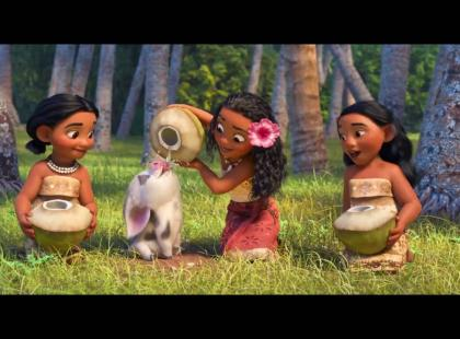 """Twórcy """"Krainy lodu"""" wracają z nowym filmem płci żeńskiej. """"Vaiana: skarb oceanu"""" niebawem wejdzie do kin"""