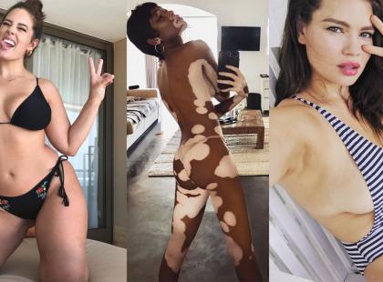 Tych 10 cytatów modelek sprawi, że od razu poczujesz się ze sobą lepiej! #bodypositive