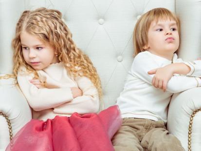 Tych błędów nie popełniaj jeśli twoje dzieci się kłócą!