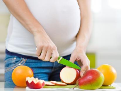 Tygodniowy jadłospis dla kobiet w ciąży dzień po dniu