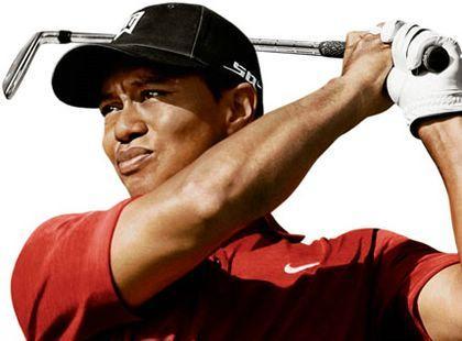 Tygrys golfa chowa pazury. Tiger Woods