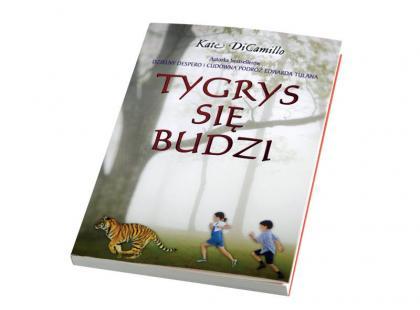 Tygrys się budzi – książka