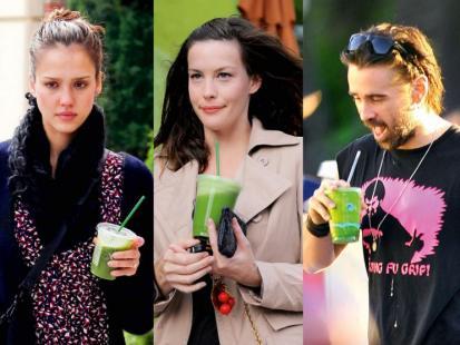 Tyler, Alba, Farrell grają w zielone