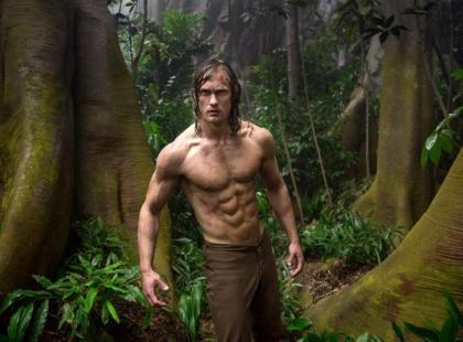 """Tylko klata Tarzana i długo, długo nic? Do kin wchodzi """"Tarzan: Legenda"""""""