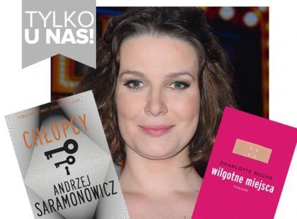 Tylko u nas! 5 książek, które poleca Aneta Todorczuk-Perchuć