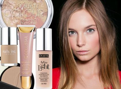 Tymi kosmetykami wykonasz idealny makijaż nude!