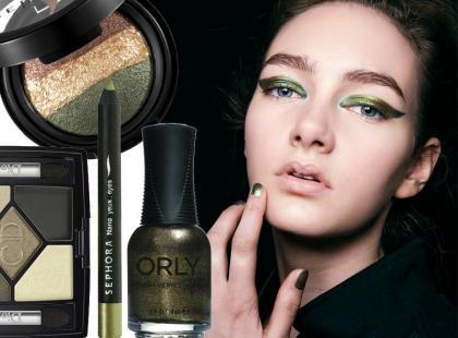 Tymi kosmetykami wykonasz modny makijaż na jesień!