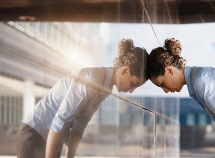 Typowy poziom depresji - skąd się biorą zmiany nastroju?