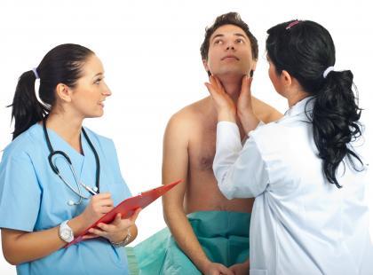 U kogo najczęściej występuje rak krtani?